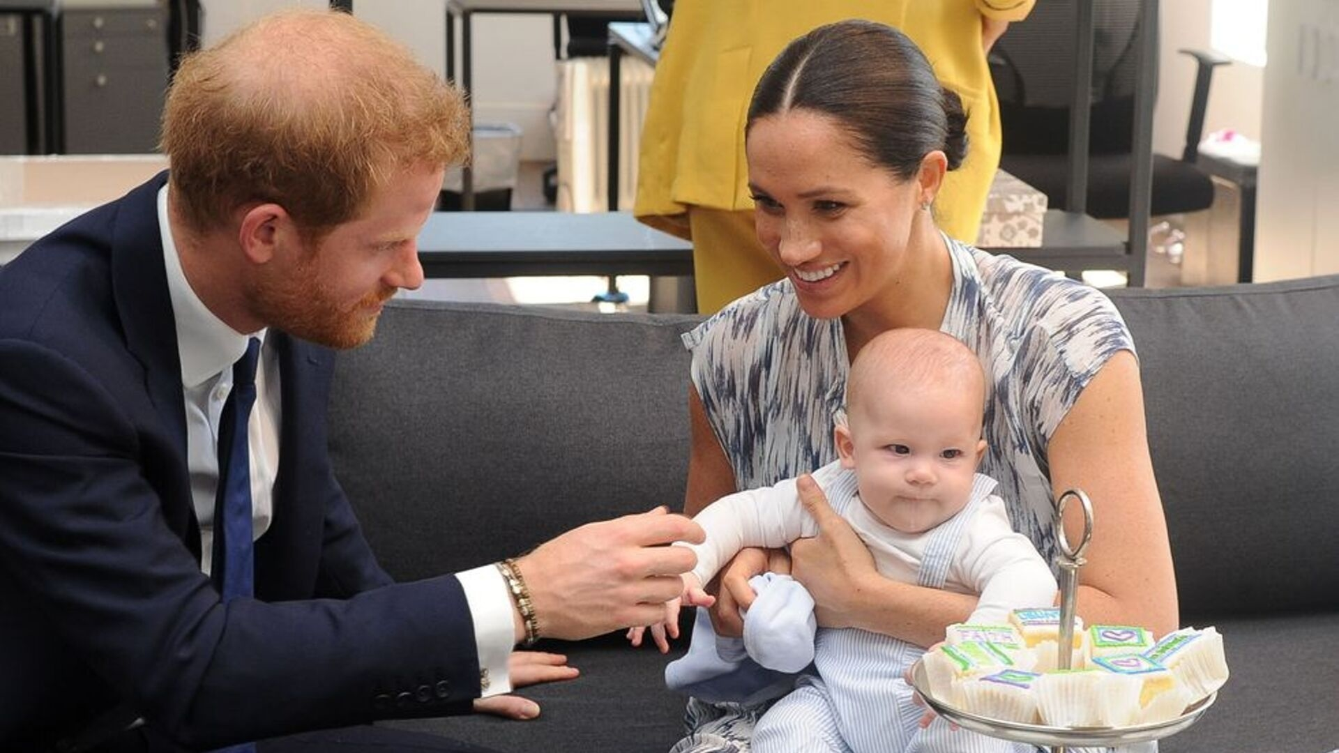 Meghan And Harry Delight Fans With A New Photo Of Baby Archie