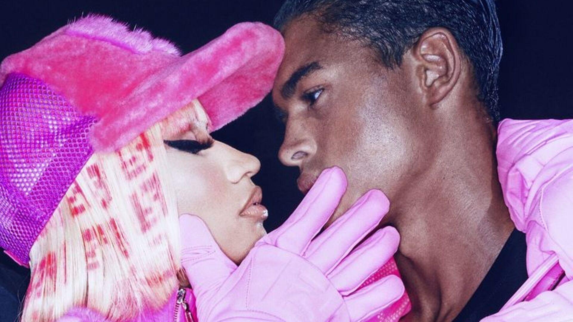 Nicki Minaj Releases A Fendi Song