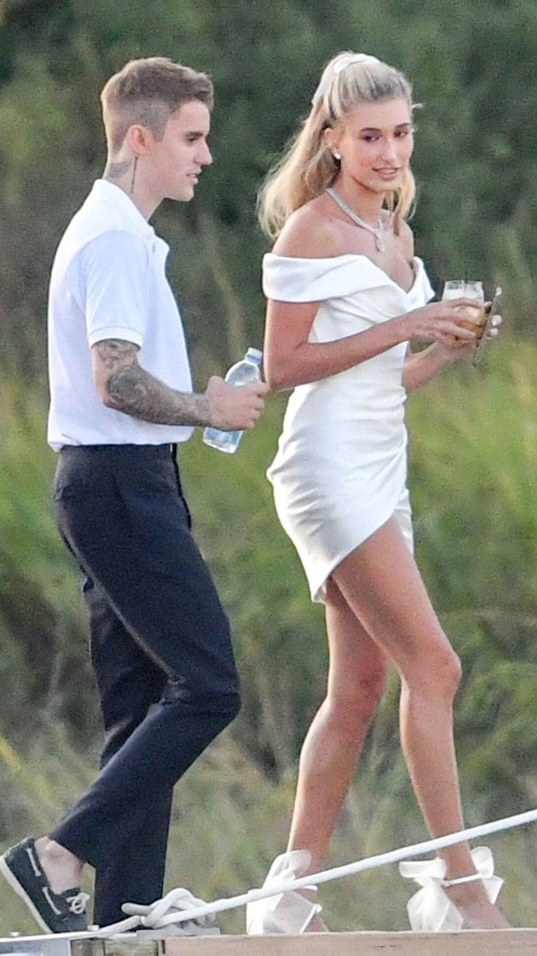 Everything You Need To Know About Hailey And Justin Bieber's Second Wedding