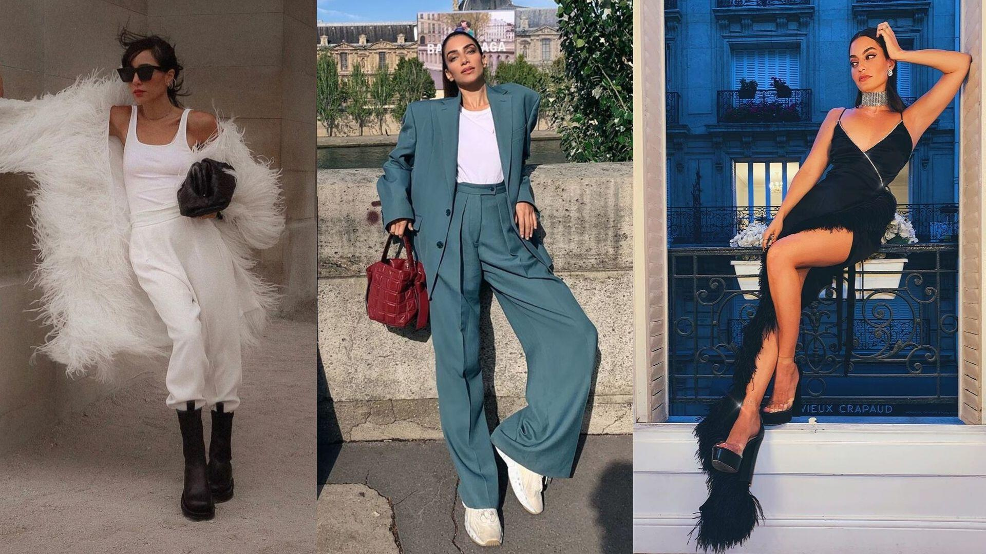 Here's How Middle Eastern Influencers Have Taken Over Paris Fashion Week