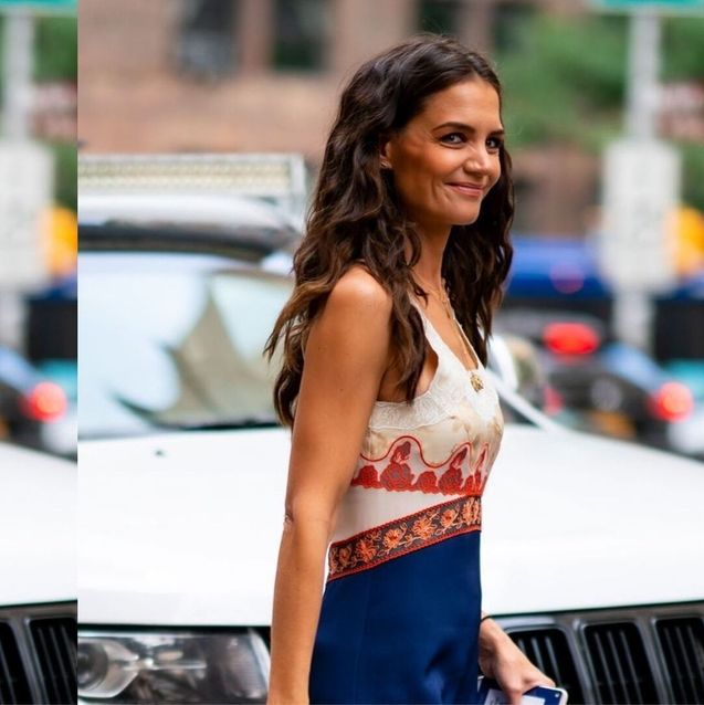 Katie Holmes' Post-Break-Up Wardrobe Is A True Sight To Behold