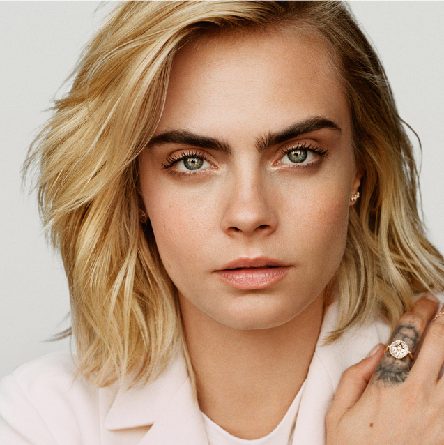 Watch   Behind The Scenes With Cara Delevingne, The Face Of Dior's Joaillerie Collection