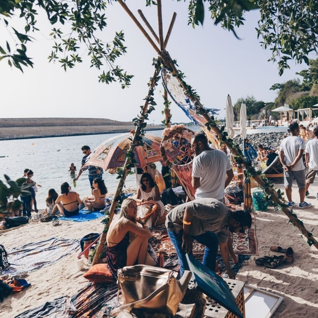 Exclusive: Beirut-Based Indie Band Adonis Will Be Playing Live At This Festival-Inspired Beach Brunch
