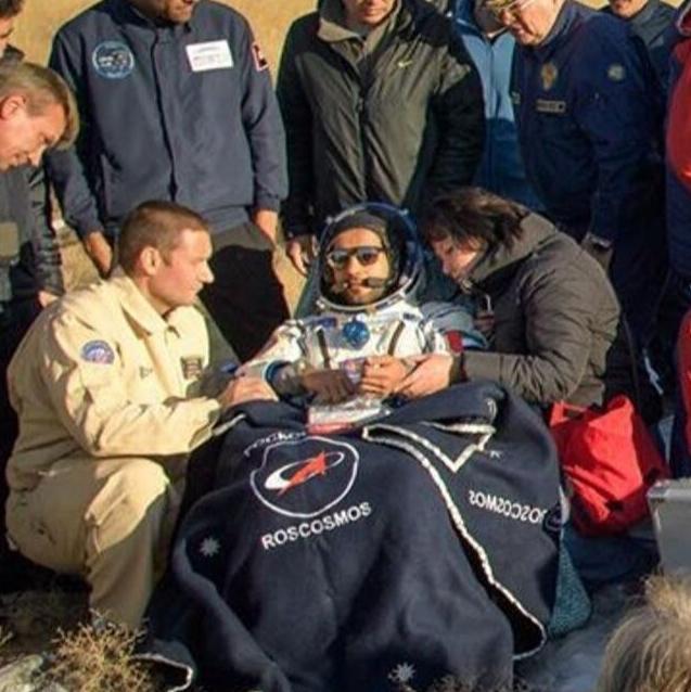 Emirati Astronaut Hazzaa AlMansouri Returns Safely