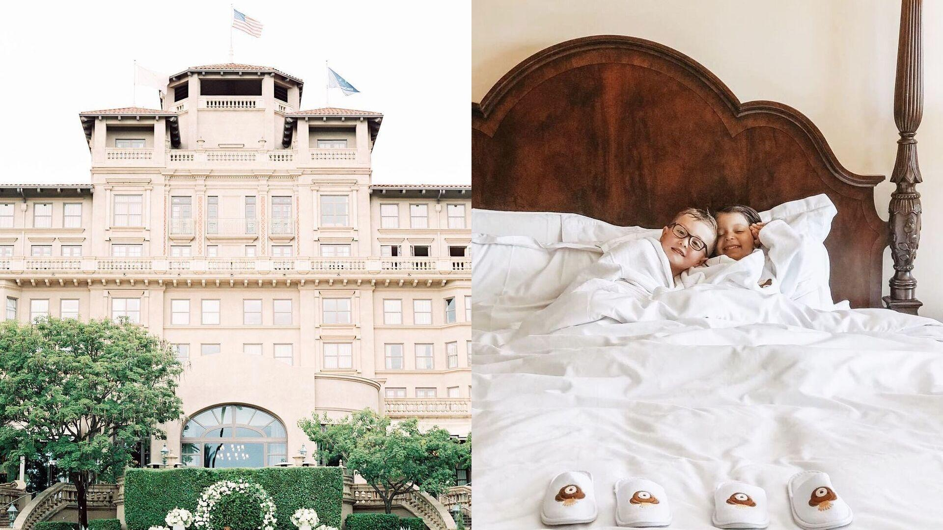 The Escape   One For The Kids: The Langham Huntington, Pasadena, Los Angeles