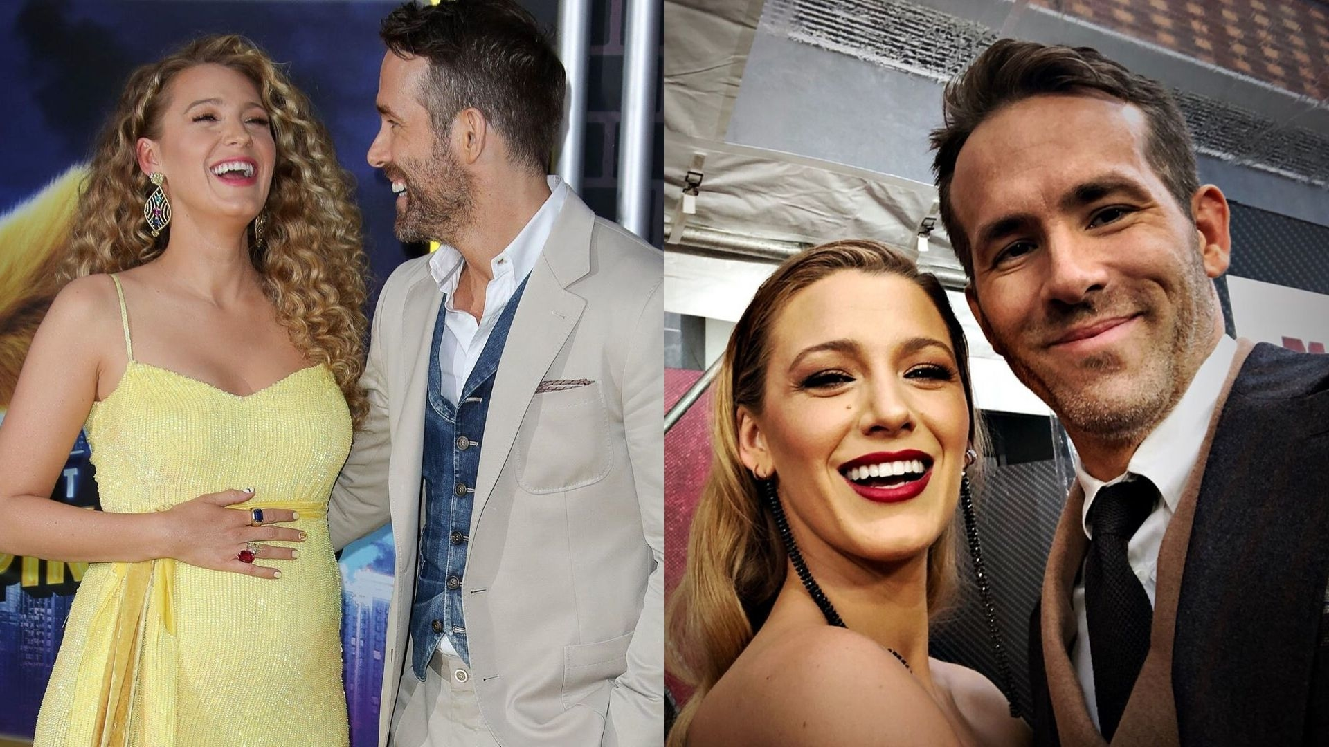 Ryan Reynolds Posts A Dinner Date Selfie With Blake Lively To Prove It Happened