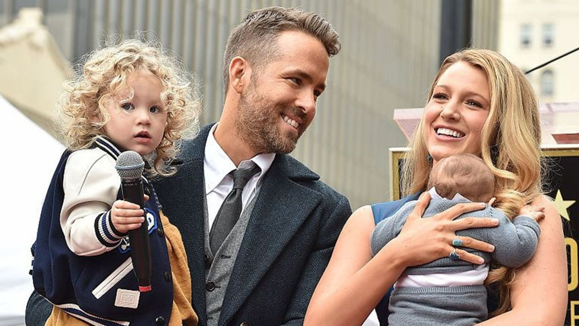 Blake Lively And Ryan Reynolds Share The First Photo Of Their Third Child
