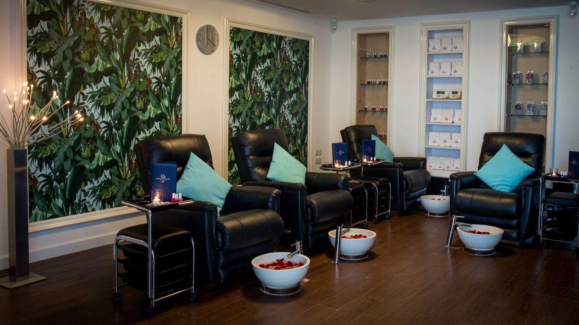 The Spa Edit: Queen's Beauty Lounge, Dubai