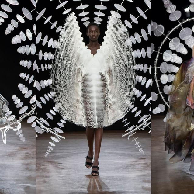 Iris Van Herpen Is Coming To Dubai For The Bazaar Capsule