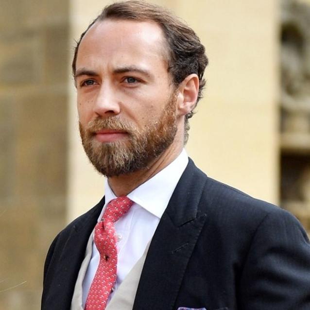 Kate Middleton's Brother James Middleton Just Got Engaged