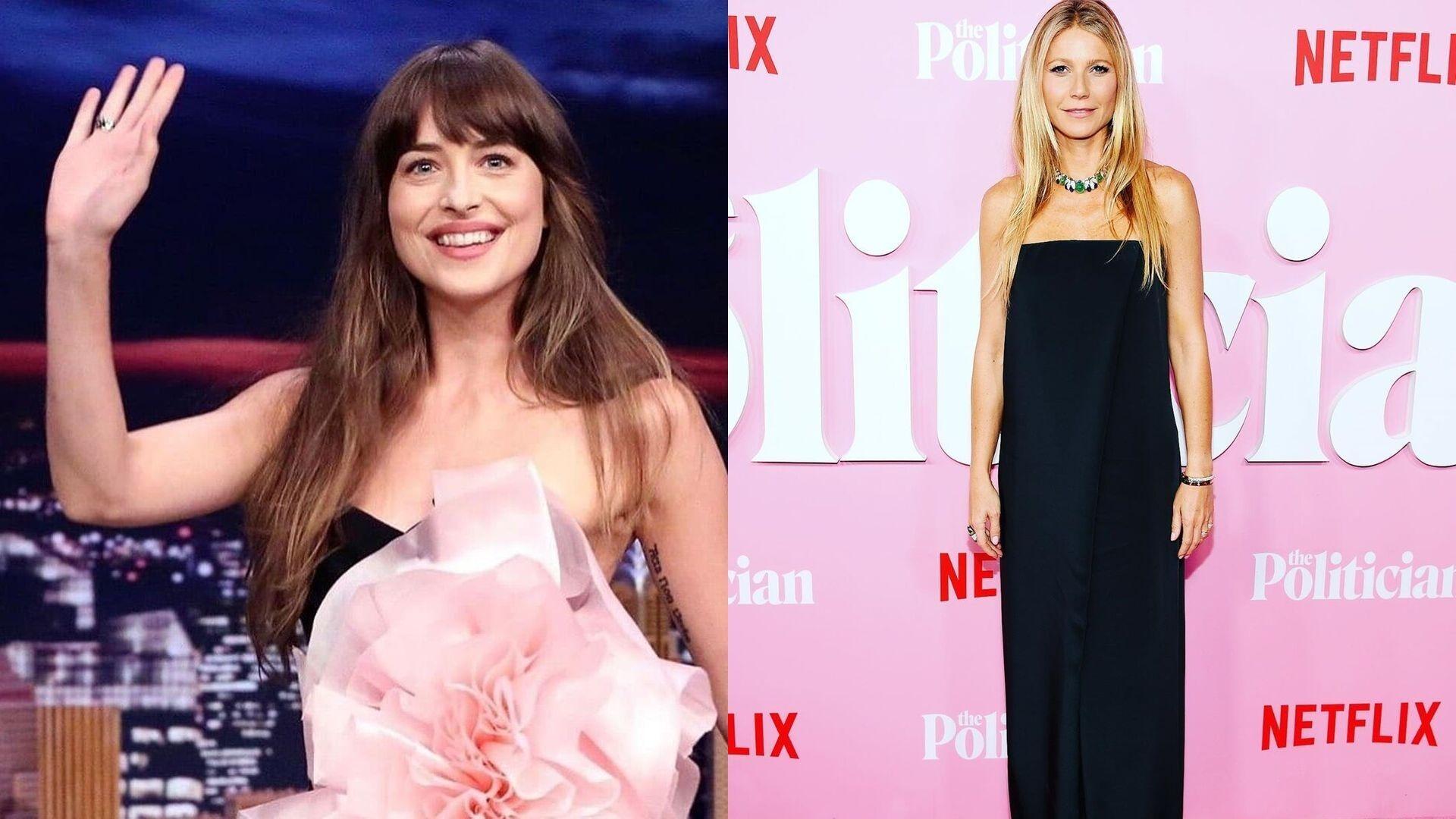 "Gwyneth Paltrow Celebrates Dakota Johnson's 30th Birthday And Talks ""Conscious Uncoupling"""