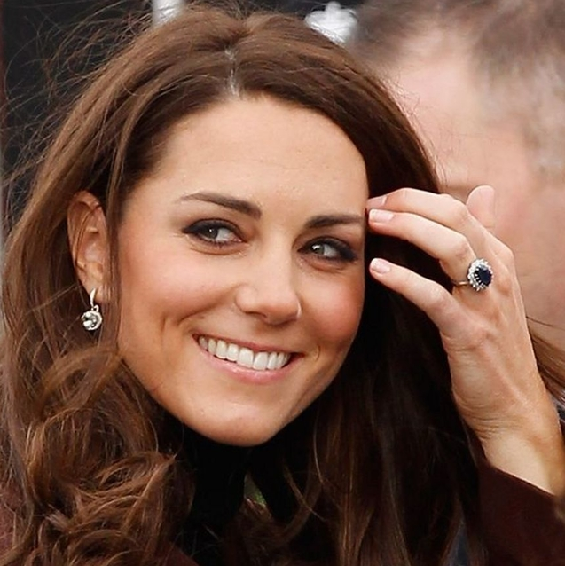 James Middleton's Engagement Ring Choice Seems To Be Inspired By Kate Middleton
