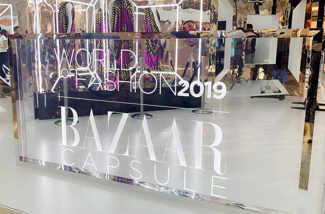 These Are The Best Instagrams From The Bazaar Capsule 2019