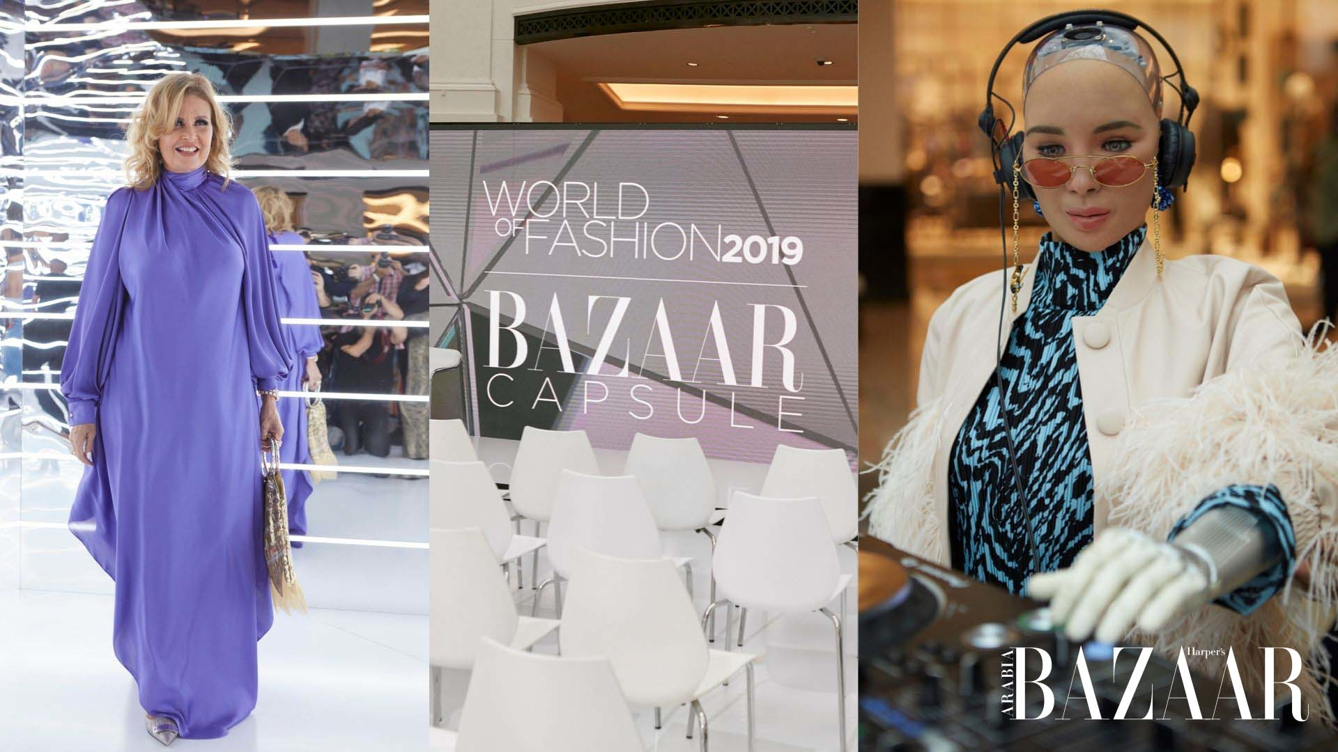 Pictures: All The Highlights From The First Day Of Bazaar Capsule 2019
