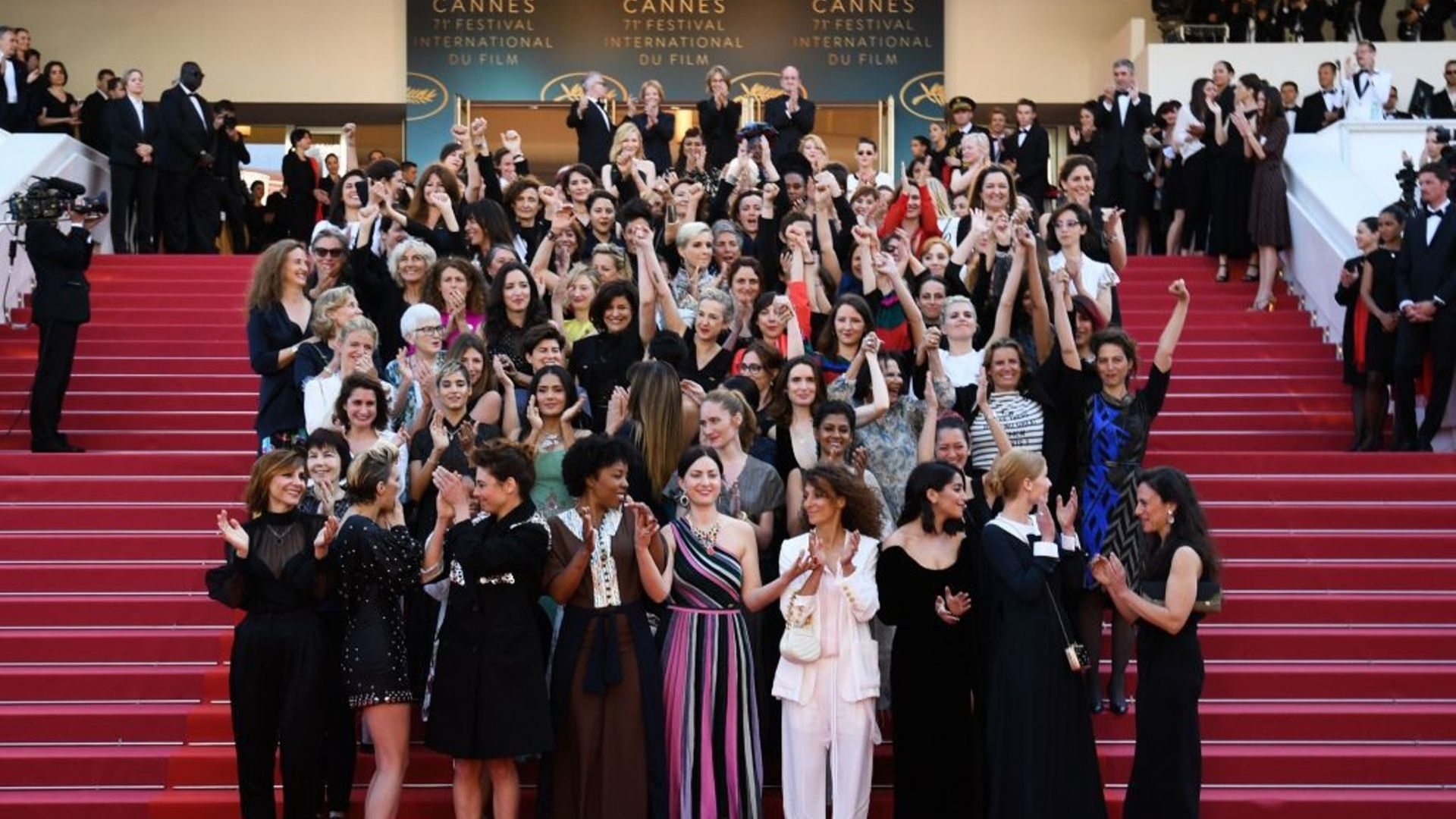 It Is A Woman's World: Cairo Film Festival To Sign Pledge Of Equality In Cinema