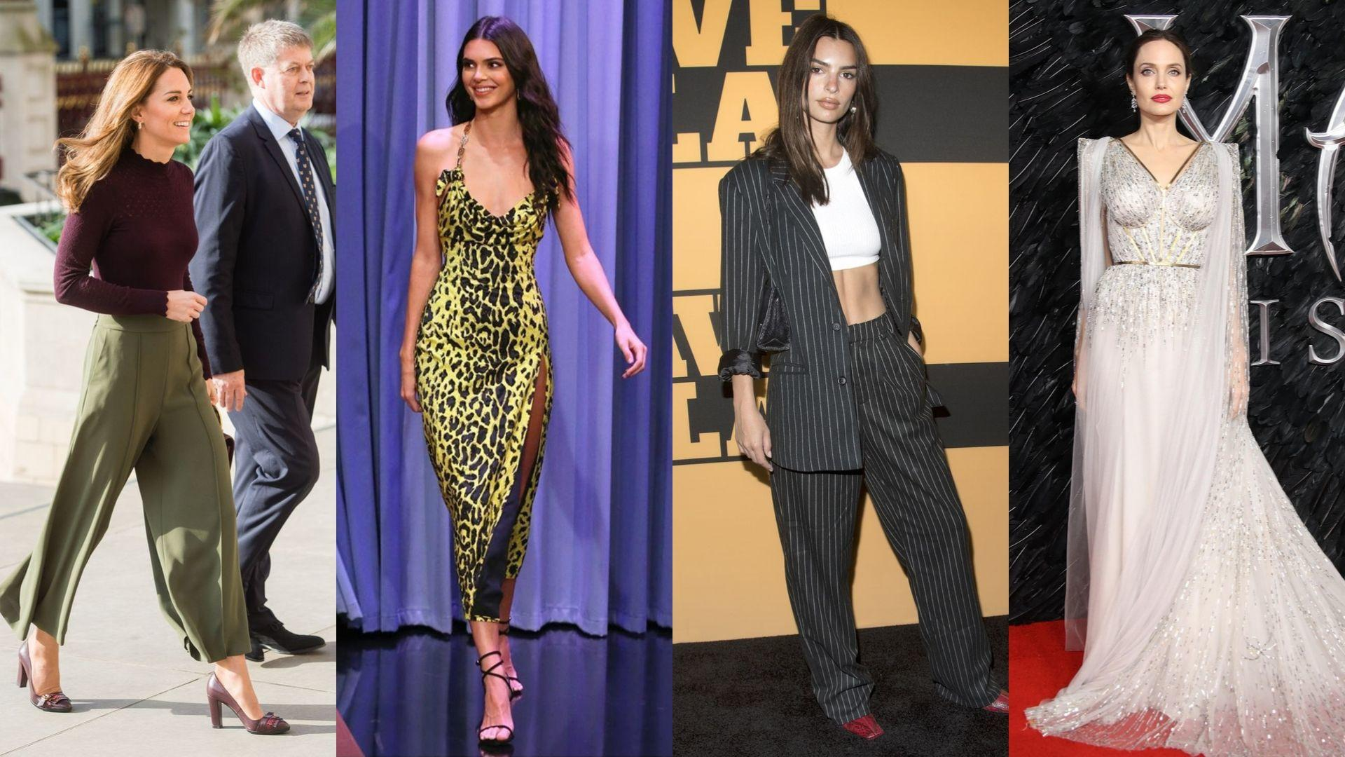 The Best Dressed Celebrities Of The Week: 7 October