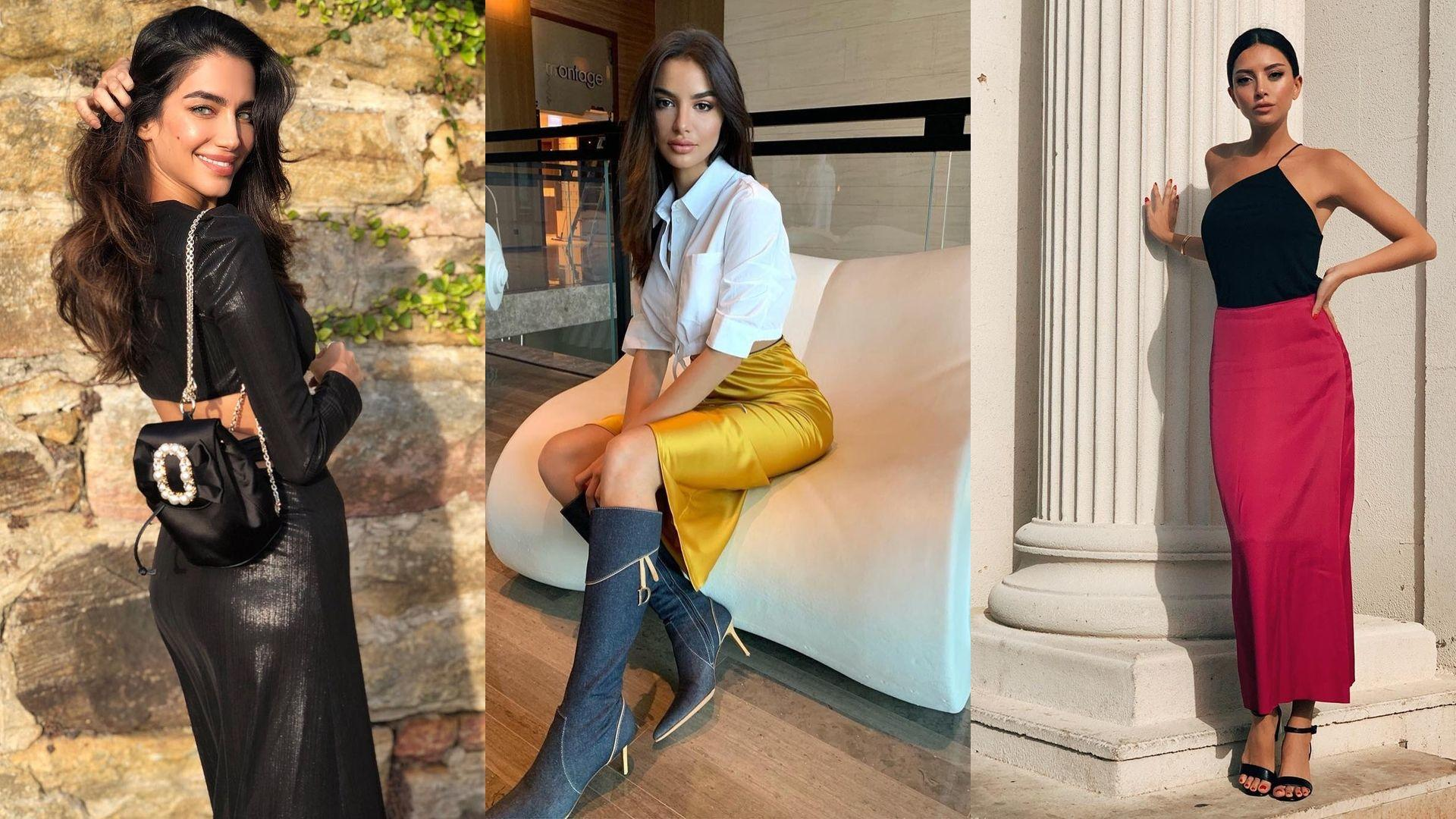 Why You Need To Start Wearing Slip Skirts Right Now