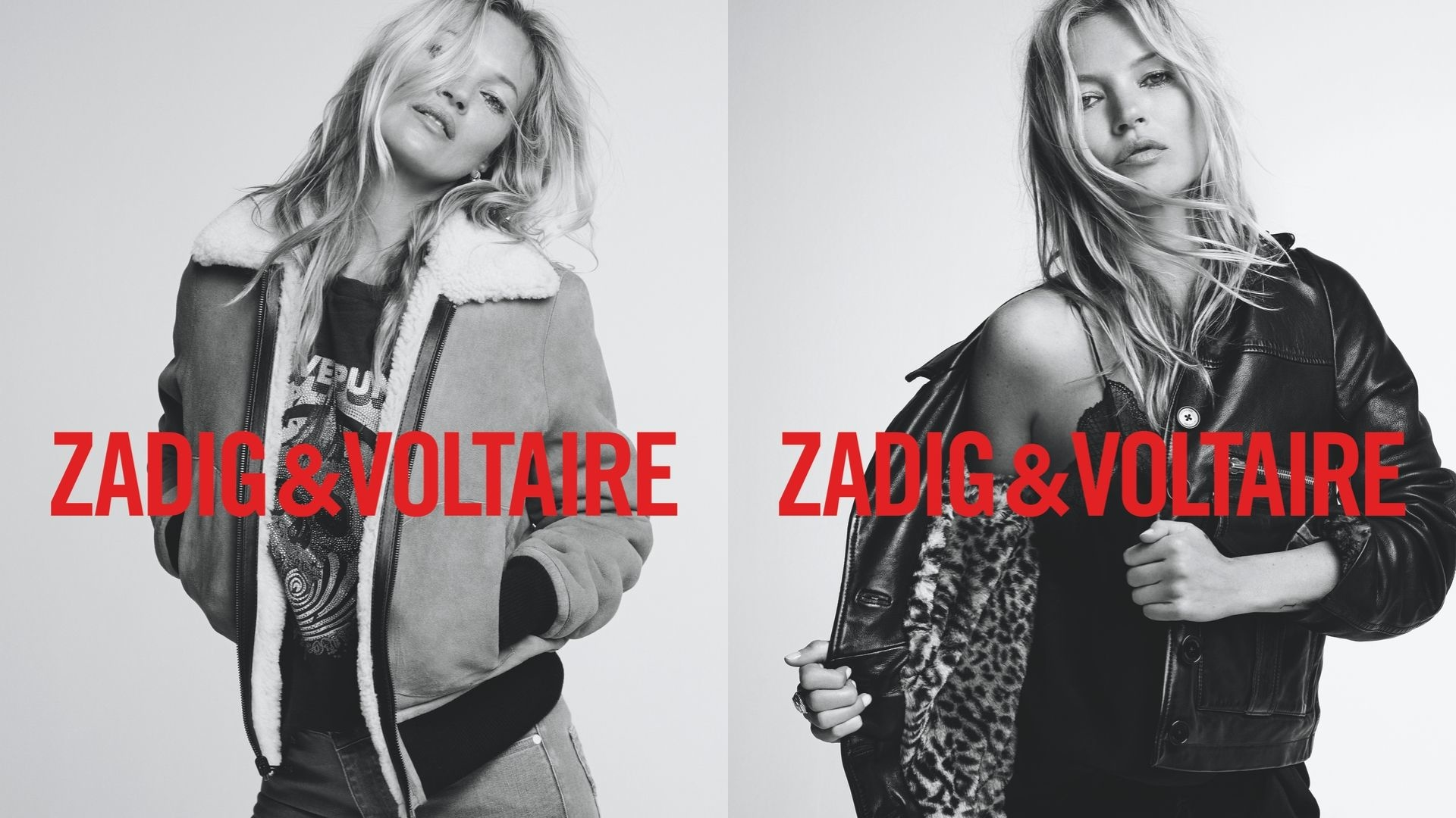 Everything You Need To Know About Kate Moss' Collaboration With Zadig & Voltaire