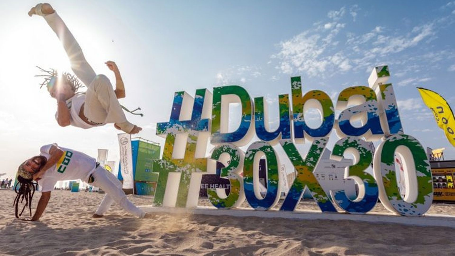 Everything You Need To Know To Complete The Dubai Fitness Challenge