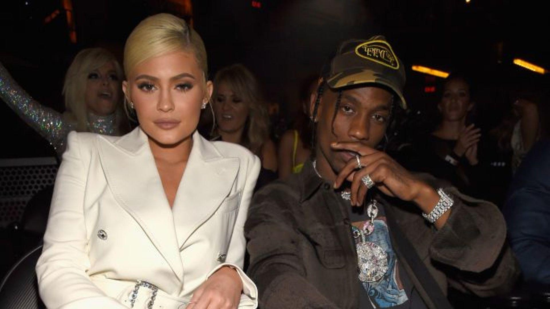 Fans Think Kylie Jenner Was Spotted In Travis Scott's Instagram Story And The Evidence Adds Up