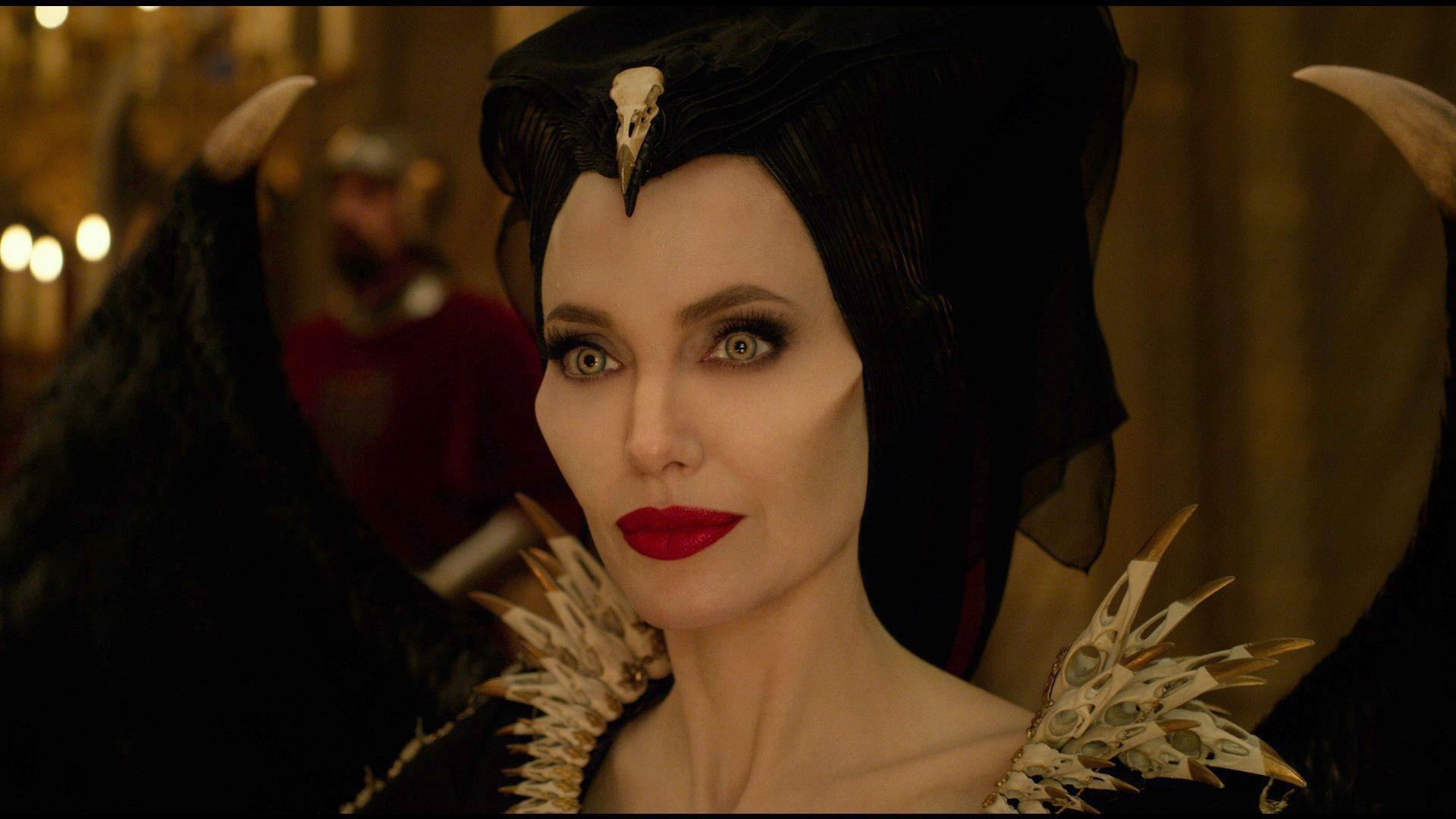 Angelina Jolie's Transformation Into Disney's Maleficent Is Bewitchingly Beautiful