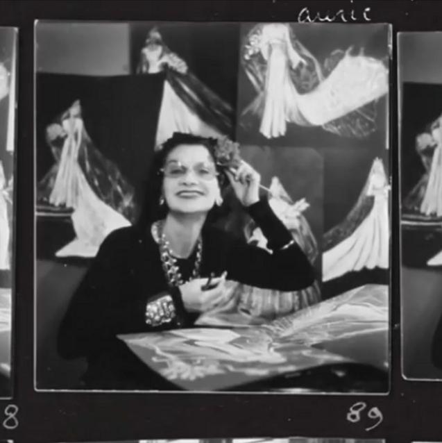 Watch   Sofia Coppola's Artistic Tribute Video For Chanel