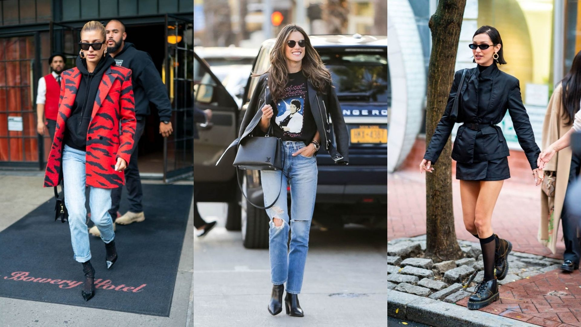7 Off-Duty Style Staples Supermodels Wear On High Rotation