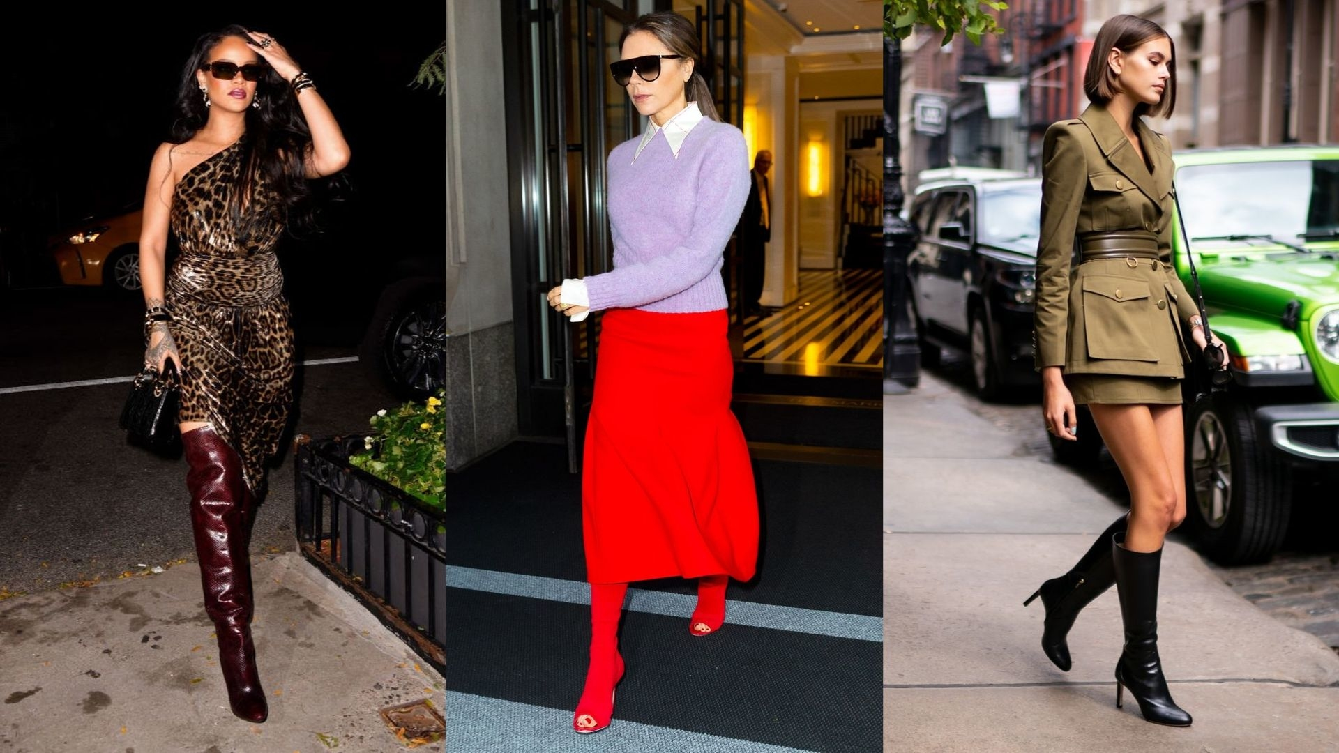 The Best Dressed Celebrities Of The Week: 14 October