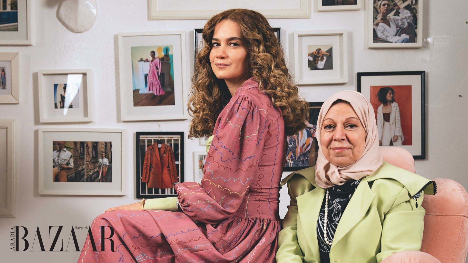 Local Heroes: Reema Al Banna's Take On Fashion Forward 2019