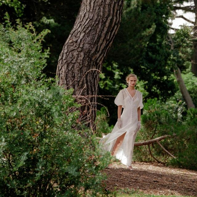 Once Upon A Dream: Olivia Von Halle's Maleficent-Inspired Collection