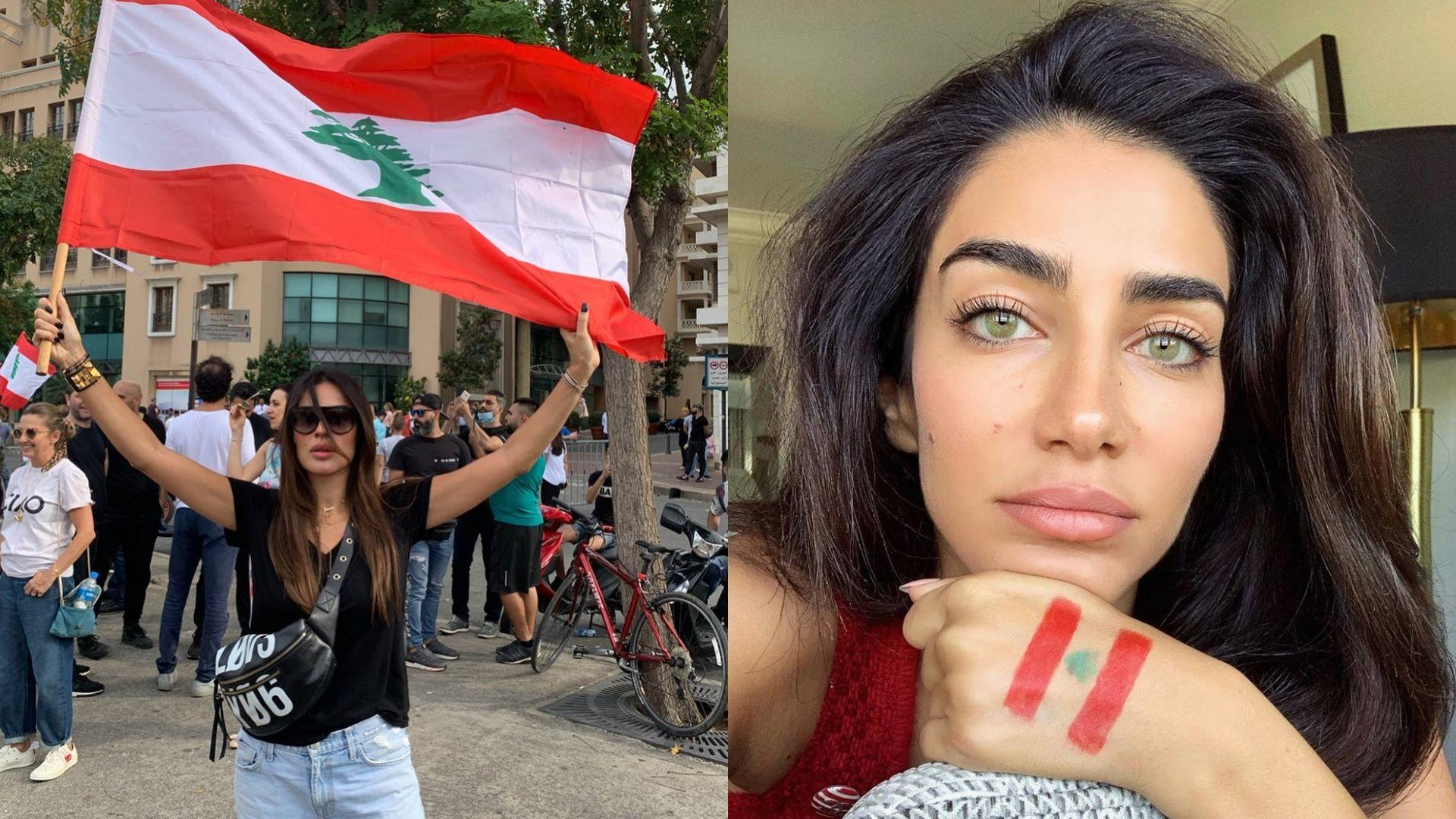 How Celebrities Are Speaking Out On Lebanon's Riots
