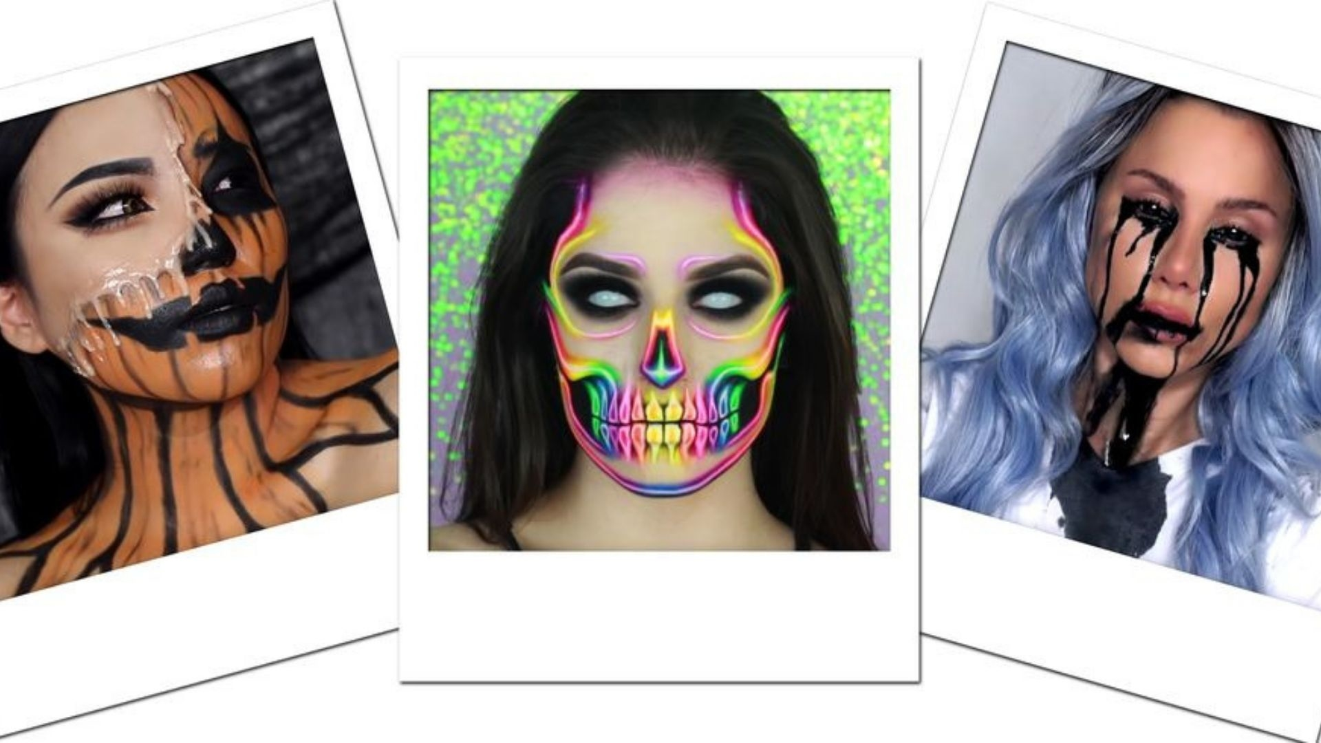 19 Creepy And Cool Halloween Makeup Tutorials