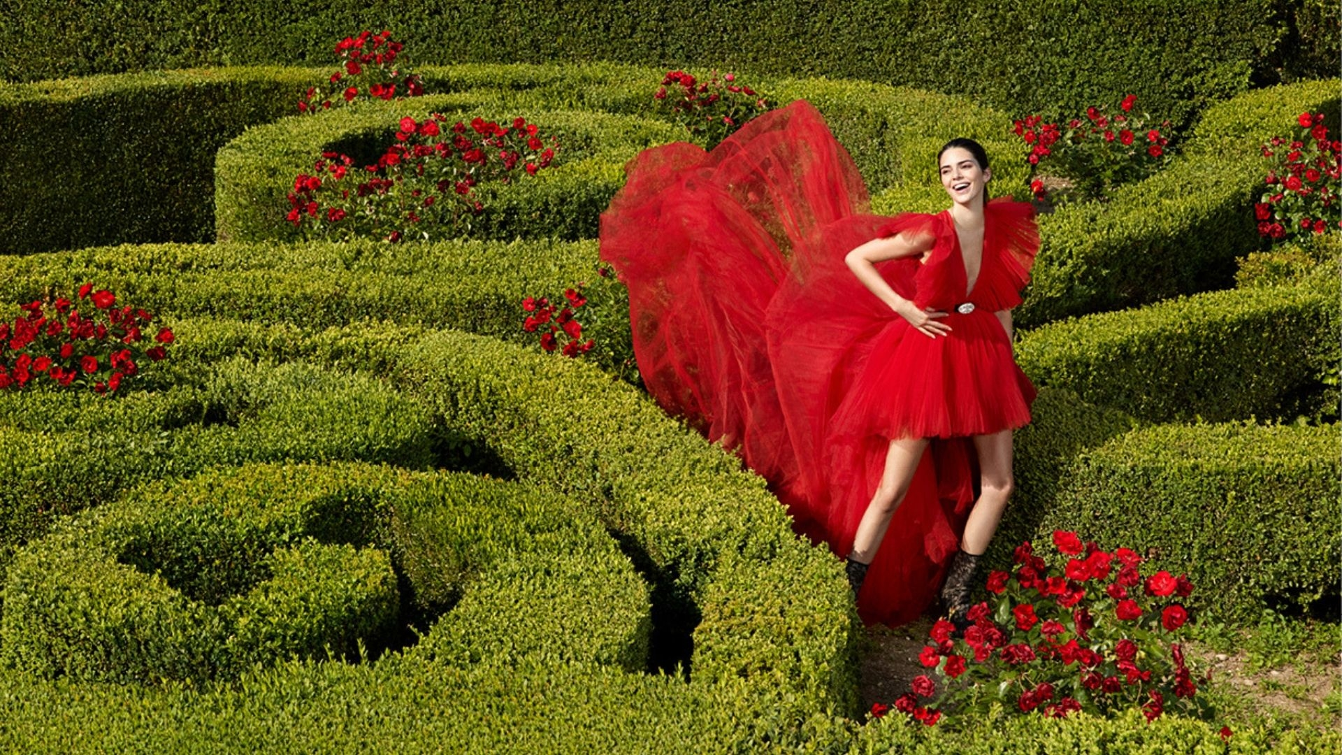 Exclusive: An Interview With Kendall Jenner On The Giambattista Valli x H&M Collab