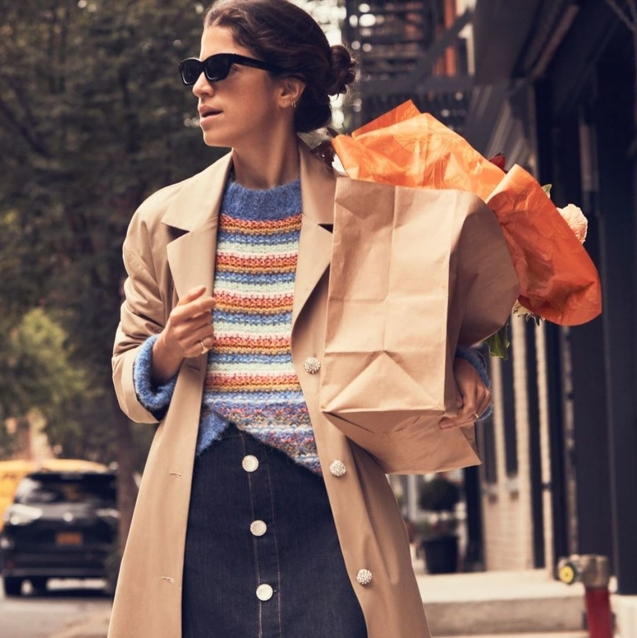 A First Look At The Man Repeller x MANGO Collection