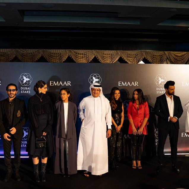 The Dubai Stars Launches In Downtown Dubai