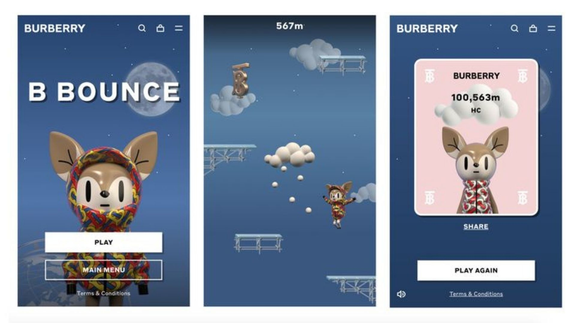 Burberry Launches Its First Fashion Game And It's Very Addictive