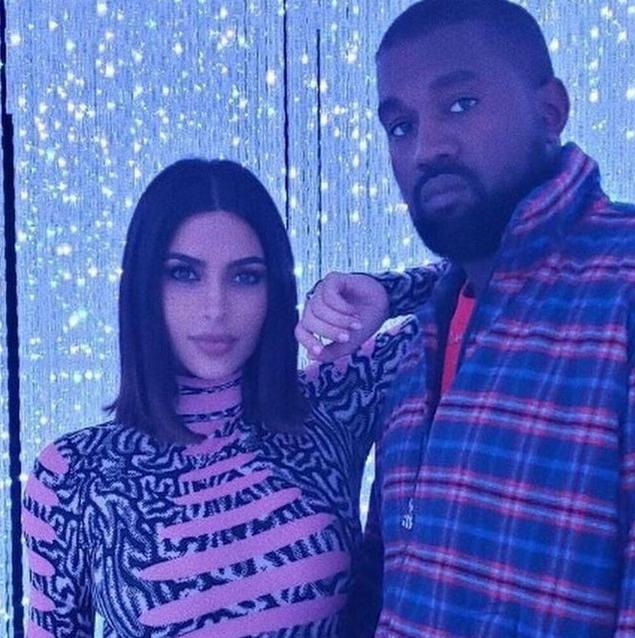 Kim K Just Got A Million Dollar Gift From Kanye