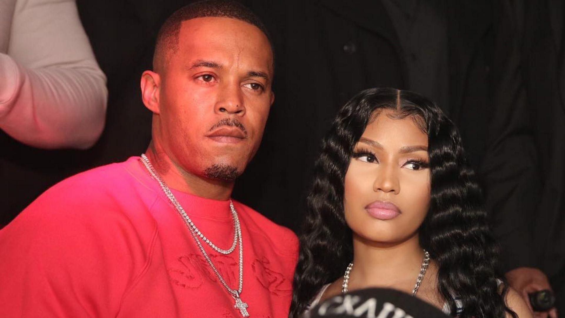 Who Is Nicki Minaj's New Husband, Kenneth Petty?
