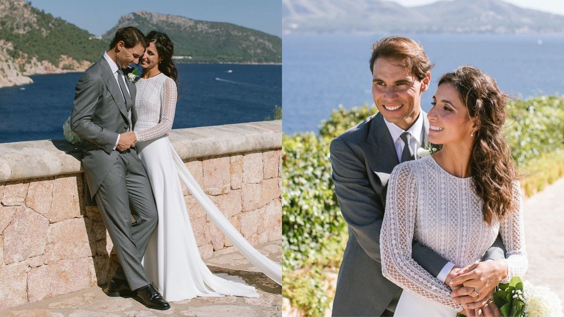 Rafael Nadal Just Got Married To His Long-Time Girlfriend Mery Perello