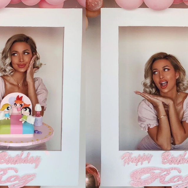 Model Roz Just Threw Herself A Second Birthday Party