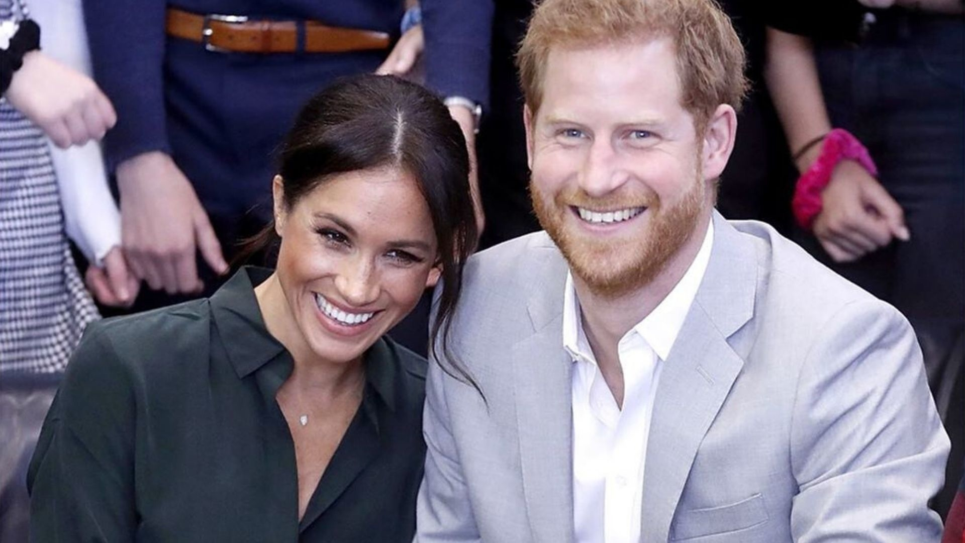 Meghan Markle's Co-Star Saved Her From False Engagement Rumours