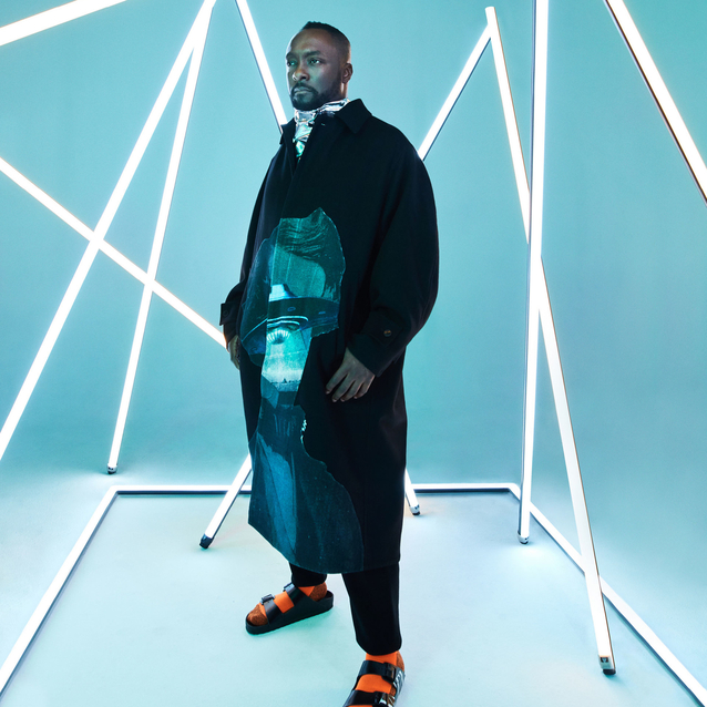 November Cover: Will.i.Am On AI, Robotics And The Next Great Industrial Revolution