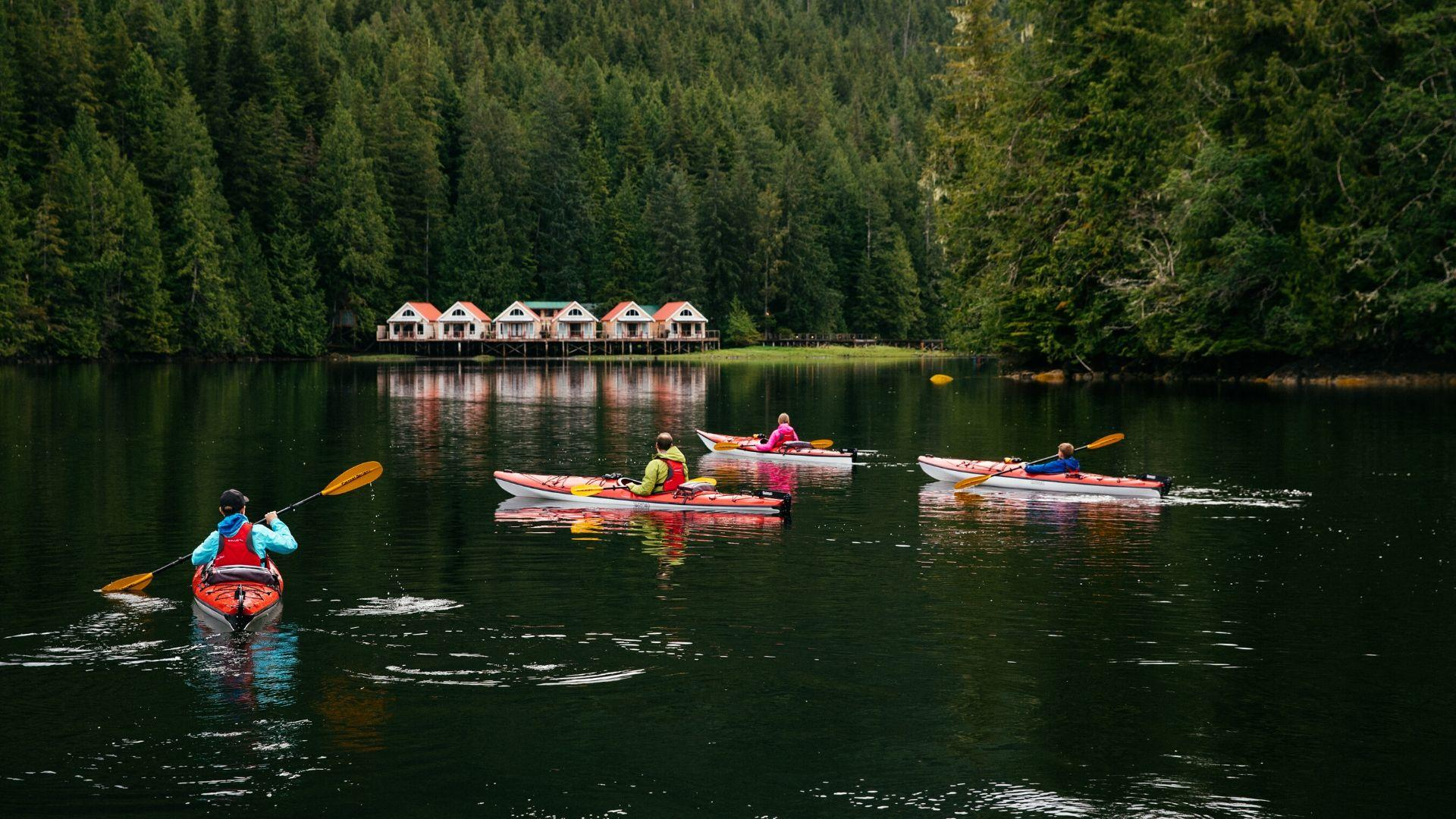 The Escape   Pristine Wilderness Getaway, British Columbia