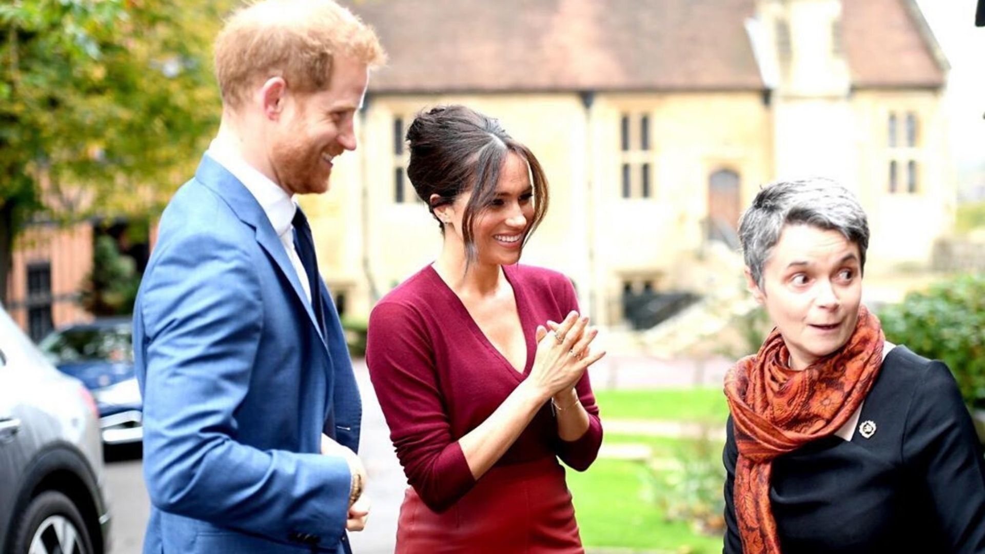 Meghan Markle Just Wore Sustainable Jewellery In Support Of Wildlife Charities