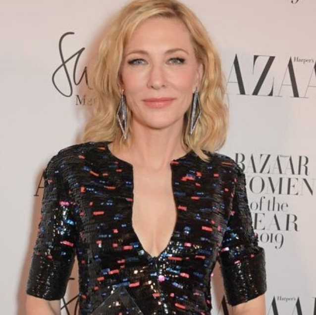 Cate Blanchett Re-Wears One Of Her Best Red-Carpet Looks