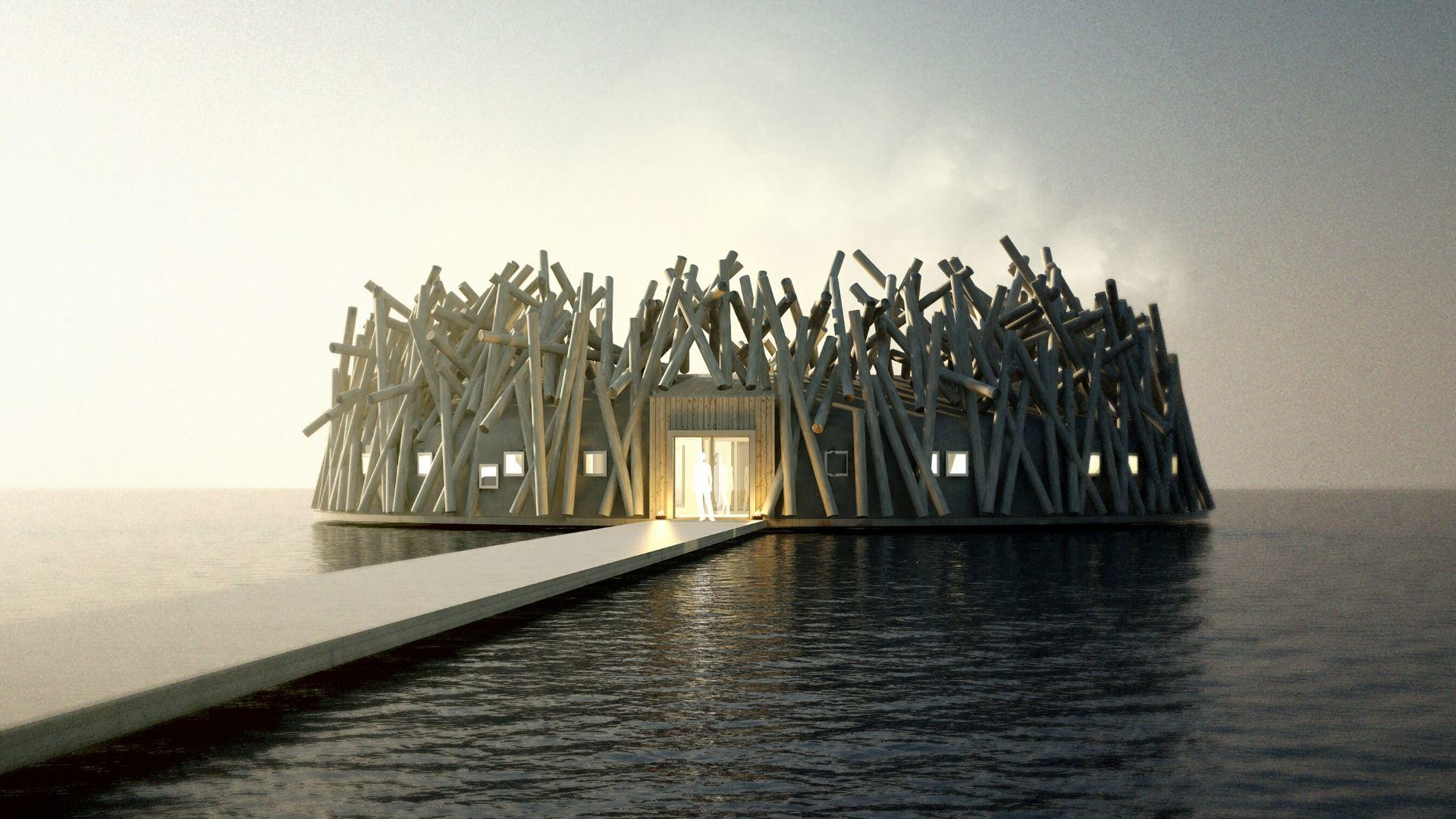 Escape | Northern Sweden's One-Of-A-Kind Arctic Bath