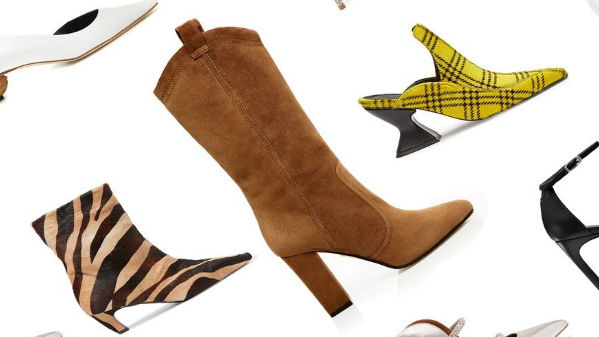 15 Sites Fashion Editors Buy All Their Shoes Online From