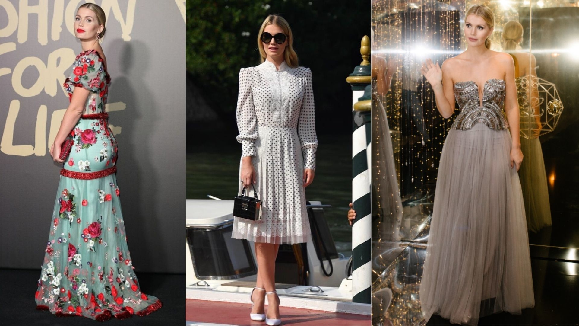 #StyleFile   The Best Of Lady Kitty Spencer's Elegant-Meets-High-Fashion Style