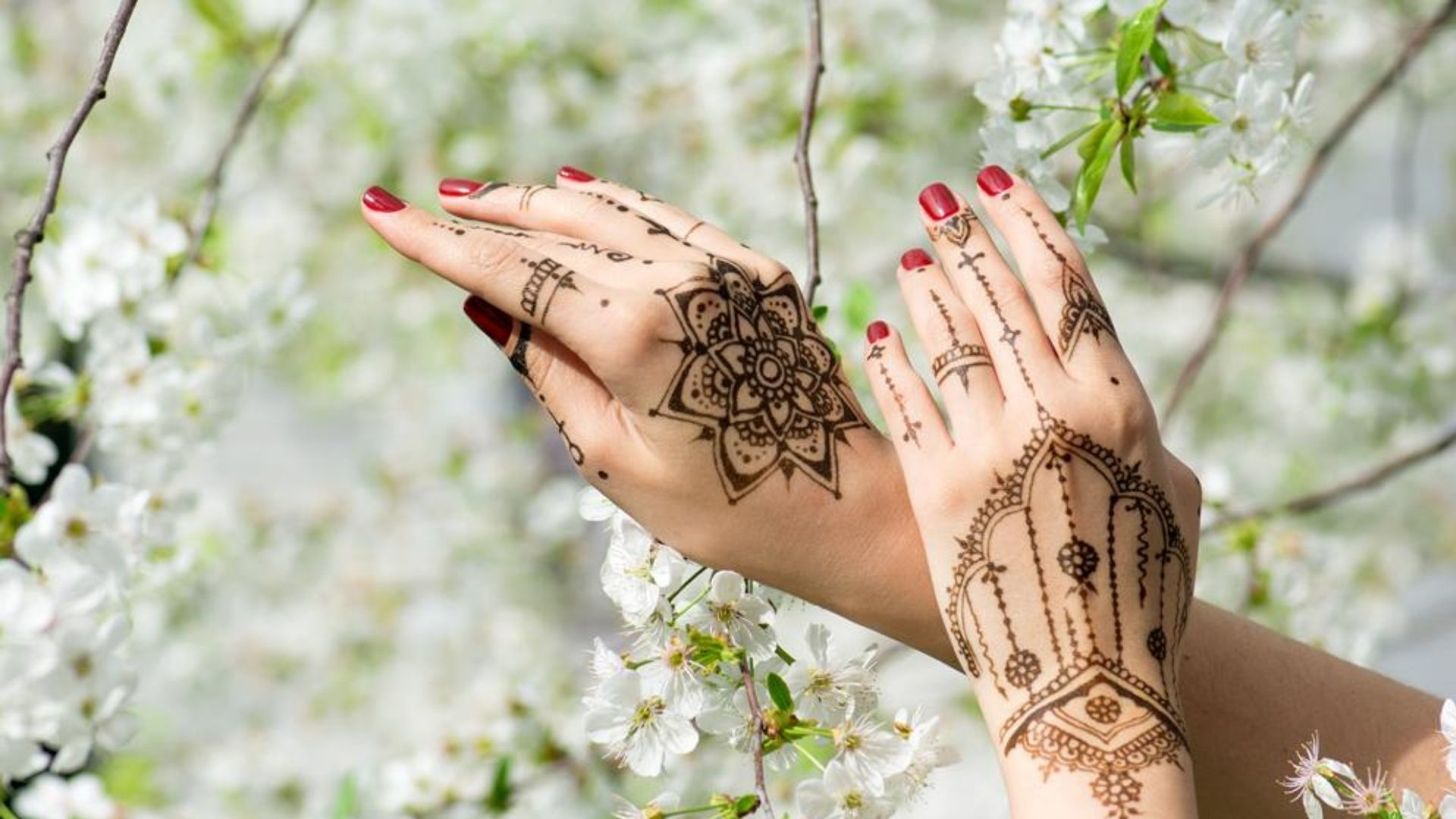 The Best Places To Get Henna In Dubai