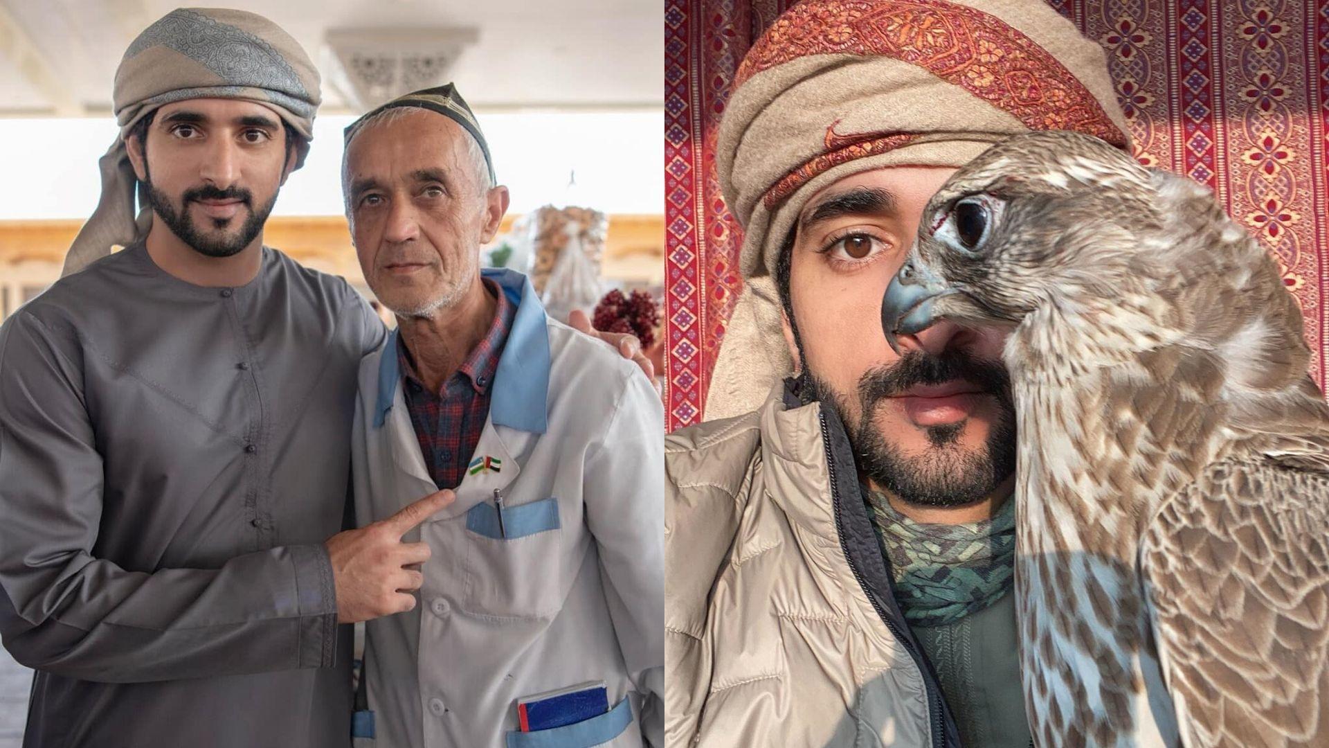Everything We Know About Sheikh Hamdan's Trip To Uzbekistan